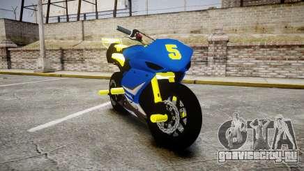 Yamaha R1 2007 Stunt для GTA 4