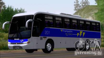 Marcopolo Andare Class Mercedes-Benz OF1721 для GTA San Andreas