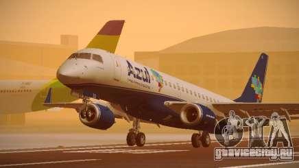 Embraer E190 Azul Brazilian Airlines для GTA San Andreas