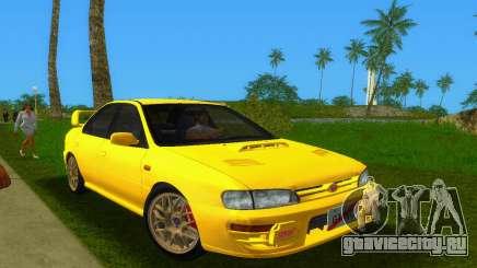 Subaru Impreza WRX STI GC8 Sedan Type 1 для GTA Vice City