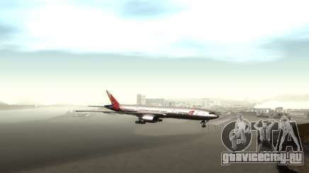 Boeing 777-280ER Asiana Airlines для GTA San Andreas