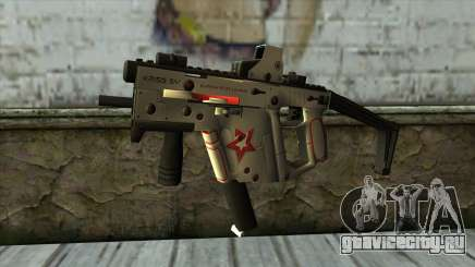 Kriss Super from PointBlank v2 для GTA San Andreas