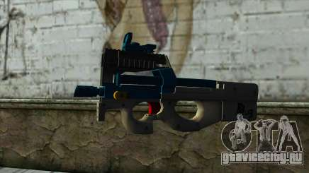 P90 from PointBlank v5 для GTA San Andreas