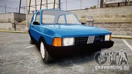 Fiat 147 Spazio-TR для GTA 4