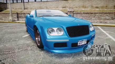 GTA V Enus Cognoscenti Cabrio для GTA 4