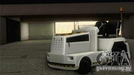 Airtug FlyUS (IVF) для GTA San Andreas