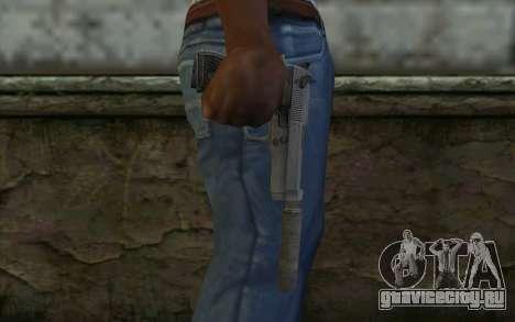 M9A1 Beretta from Spec Ops: The Line для GTA San Andreas третий скриншот