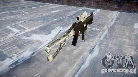 Пистолет-пулемёт UMP45 Benjamins для GTA 4 второй скриншот