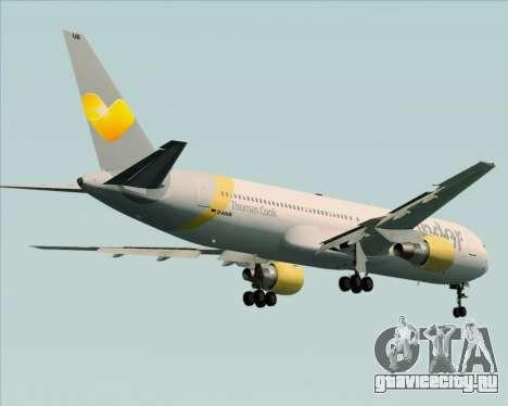 Boeing 767-330ER Condor для GTA San Andreas вид сбоку