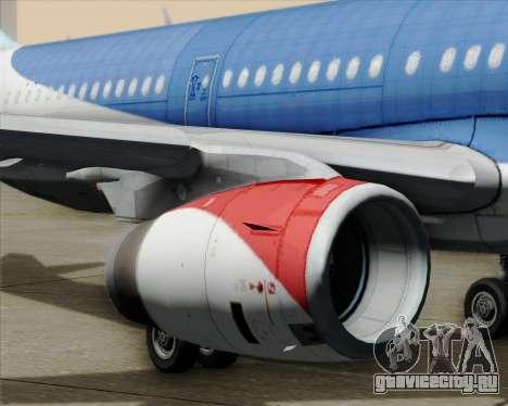Airbus A321-200 British Midland International для GTA San Andreas