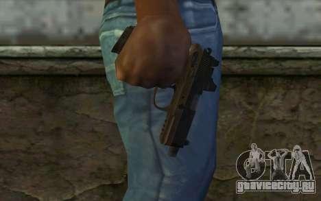 FN FNP-45 С Прицелом для GTA San Andreas третий скриншот
