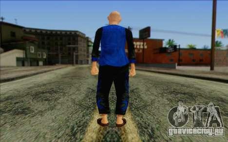 Член отряда IAЫ Skin 5 для GTA San Andreas второй скриншот