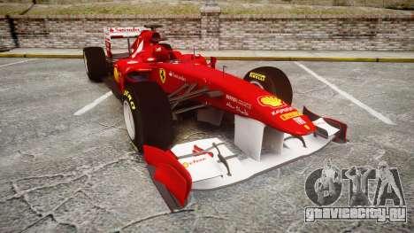 Ferrari 150 Italia Track Testing для GTA 4