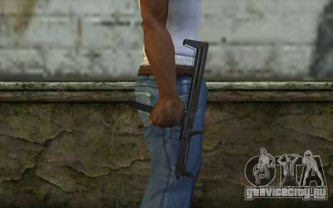 ПП-90 для GTA San Andreas третий скриншот