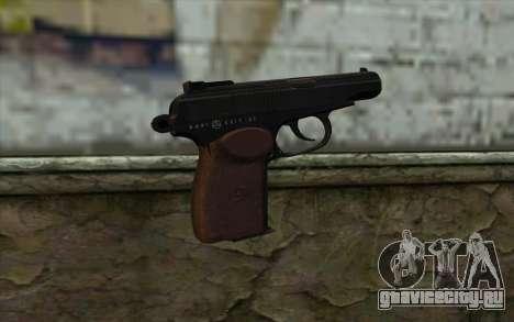 Пистолет Макарова для GTA San Andreas второй скриншот