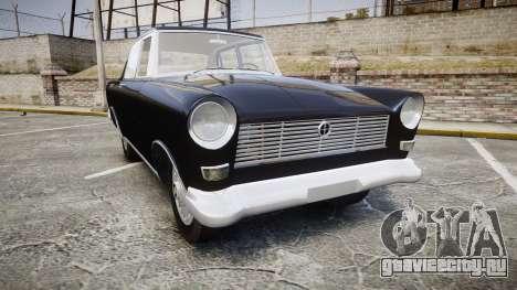 FSO Warszawa Ghia 1959 для GTA 4