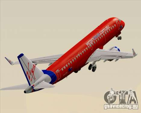 Embraer E-190 Virgin Blue для GTA San Andreas