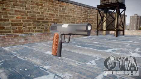 Пистолет ТТ33 для GTA 4