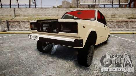 ВАЗ-2107 азербайджанский стиль для GTA 4