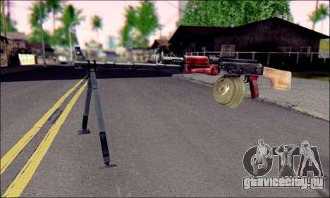 РПК-74 from ArmA 2 для GTA San Andreas