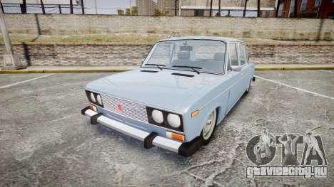 ВАЗ-2106 (Жигули 2106) для GTA 4