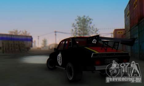 Dacia 1410 Sport для GTA San Andreas вид справа
