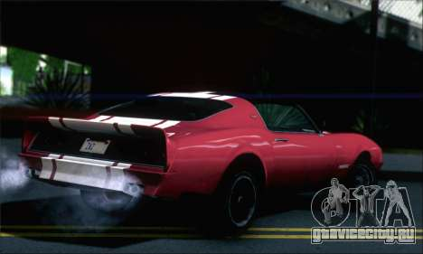 GTA 5 Phoenix для GTA San Andreas вид слева