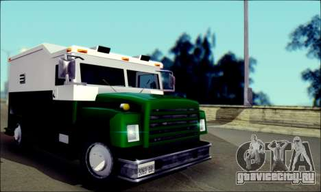 Shubert Armored Van from Mafia 2 для GTA San Andreas