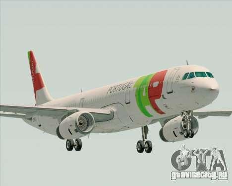 Airbus A321-200 TAP Portugal для GTA San Andreas