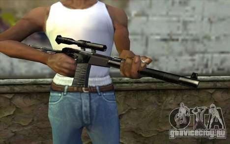 ВАЛ from Half - Life Paranoia для GTA San Andreas третий скриншот
