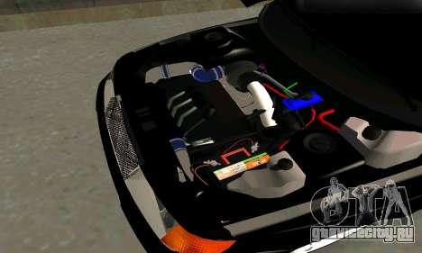ВАЗ 21123 Черныш для GTA San Andreas вид справа