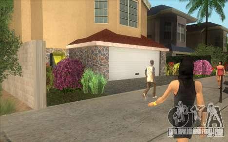 Новый дом в Лас-Вентурасе для GTA San Andreas третий скриншот