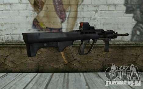 ST Kinetics SAR 21 from Tornado Force для GTA San Andreas второй скриншот
