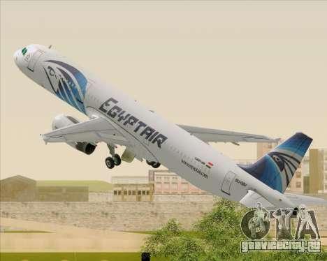 Airbus A321-200 EgyptAir для GTA San Andreas