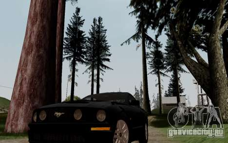 ENBSeries For Low PC v3.0 (SA:MP) для GTA San Andreas восьмой скриншот