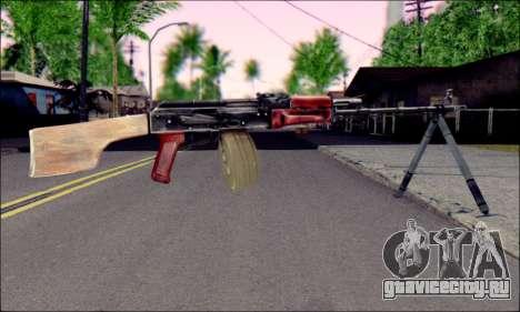 РПК-74 from ArmA 2 для GTA San Andreas второй скриншот