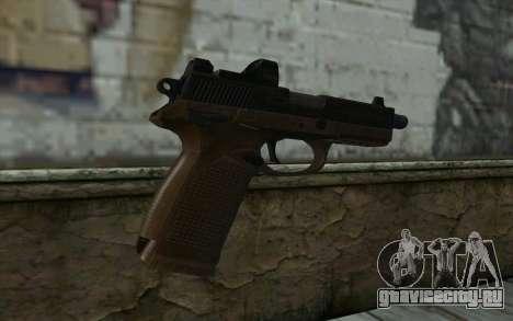 FN FNP-45 С Прицелом для GTA San Andreas второй скриншот