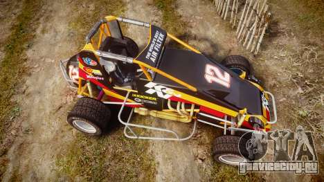 Larock-Sprinter K&N для GTA 4 вид справа