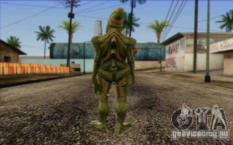 Alien from GTA 5 для GTA San Andreas второй скриншот