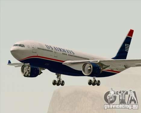 Airbus A330-200 US Airways для GTA San Andreas