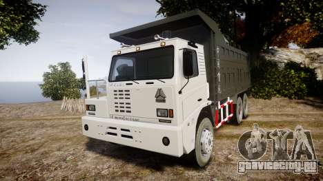 HOWO Truck для GTA 4
