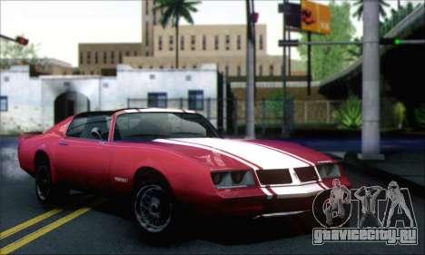 GTA 5 Phoenix для GTA San Andreas