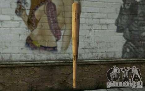 Бита (DayZ Standalone) для GTA San Andreas второй скриншот