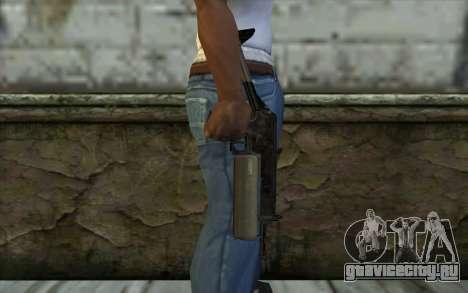 ПП-90М1 для GTA San Andreas третий скриншот