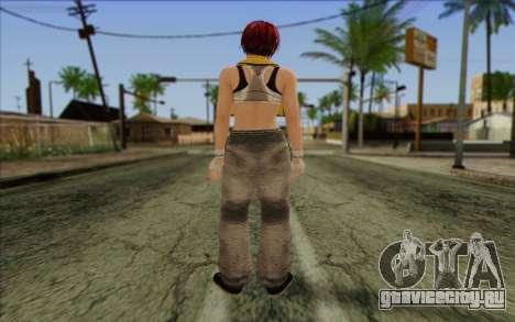 Mila 2Wave from Dead or Alive v16 для GTA San Andreas второй скриншот
