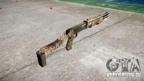Ружьё Franchi SPAS-12 Ronin для GTA 4 второй скриншот