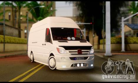 Mercedes-Benz Sprinter Panelvan для GTA San Andreas