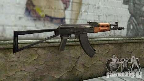 АК-105 для GTA San Andreas второй скриншот
