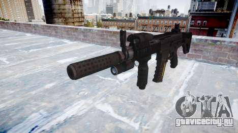 Автомат LK-05 Vertical Grip icon2 для GTA 4