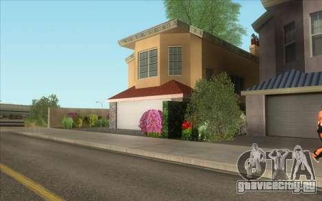 Новый дом в Лас-Вентурасе для GTA San Andreas